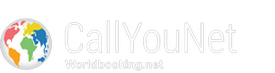 CallYouNet your ref for Booking/Hire around the world