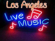 Los Angeles Live Music Places
