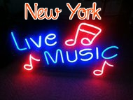 New York Live Music Places